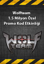 Wolfteam 1.5 Milyon Özel  Poster