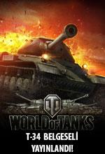 World of Tanks T-34 Belgeseli Yayınlandı! Poster