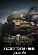 World of Tanks: Xbox 360 Edition'da Harita Çılgınlığı! Poster