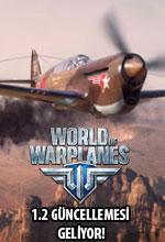 World of Warplanes 1.2 Güncellemesi Geliyor! Poster