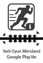 Yerli Oyun Mirroland Google Play'de Yerini Aldı Poster