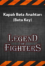 Legend of Fighters  Poster