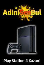 Adını Sen Bul, PS4 Senin Olsun! Poster