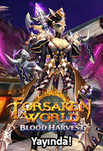 Forsaken World: Blood Harvest Güncellemesi Poster