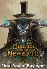 Heroes of Newerth Türkiye Açılıyor! Poster