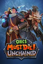 Orcs Must Die! Unchained Poster
