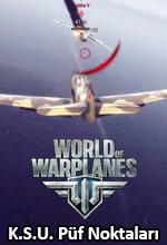 World of Warplanes'de Saldırı Uçağının Püf Noktaları Poster