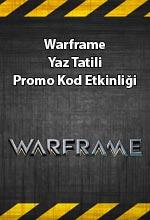 Warframe Yaz Tatili  Poster