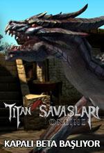 Titan Savaşları Kapalı Beta Başlıyor Poster