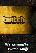 Wargaming'ten Twitch Atağı Poster