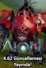 AION 4.62 Güncellemesi Yayında! Poster