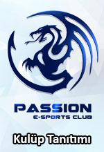 Passion eSports Club Kulüp Tanıtımı Poster
