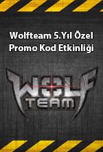 Wolfteam 5.Yıl Özel  Poster