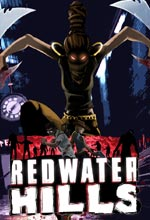 Redwater Hills Poster