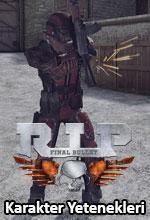 RIP: Final Bullet Karakter Yetenekleri Açıklandı! Poster