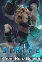 Strife'e 3 Yeni Hero Geliyor! Poster