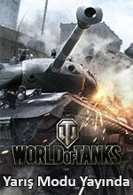World of Tanks Tank Yarışı Modu Yayında! Poster