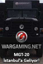MGT-20 Mobil Oyun Kamyonu İstanbul'a Geliyor! Poster
