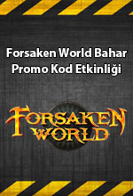 Forsaken World Bahar