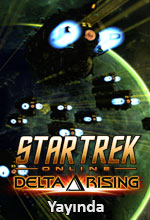 Star Trek Online: Delta Rising Yayında! Poster