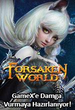 Forsaken World Oyuncu Araştırması Poster