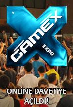 GameX 2014 Online Davetiye Sistemi Açıldı! Poster