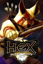 HEX: Shards of Fate Poster
