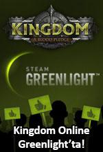 Kingdom Online Steam Greenlight'ta! Poster