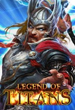 Legend of Titans Poster