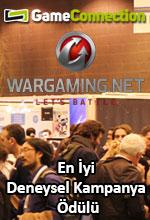 Wargaming Game Connection'dan Ödül İle Döndü Poster