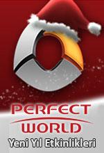 Perfect World Europe Yeni Yıl Etkinlikleri Poster