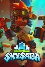 Skysaga Poster