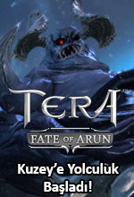 TERA: Fate of Arun ile Kuzeye Yolculuk Başladı! Poster