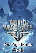 World of Warplanes'e Kar Topu Modu Geldi! Poster