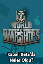World of Warships Kapalı Beta'da Neler Oldu? Poster