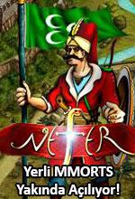 Yerli MMORTS Oyunu Nefer Online Geliyor! Poster