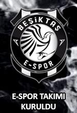 Beşiktaş e-Spor Takımı Kuruldu Poster