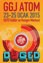 DOGED'den GGJ ATOM ve GGJ İzmir'e Tam Destek! Poster