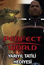 Perfect World'den Yarıyıl Tatili Hediyesi Poster