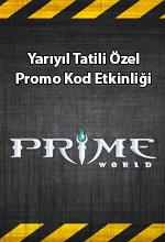 Prime World Yarıyıl Tatili Özel