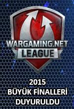 Wargaming 2015 Büyük Finalleri Duyuruldu! Poster