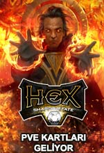 HEX: Shards of Fate'e PvE Kartları Geliyor Poster