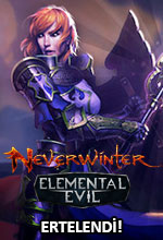 Neverwinter: Elemental Evil Ertelendi! Poster