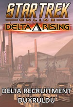 Star Trek Online Delta Recruitment'ı Duyurdu Poster