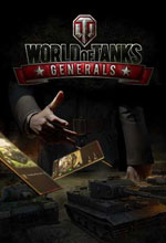 World of Tanks Generals Poster