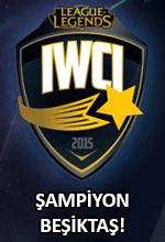 IWCI 2015'te Şampiyon Beşiktaş! Poster