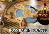 Mitoloji Online BOSS Baskını Güncellemesi