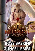 Mitoloji Online BOSS Baskını Güncellemesi Poster
