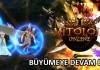 Mitoloji Online Büyümeye Devam Ediyor!