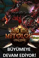 Mitoloji Online Büyümeye Devam Ediyor! Poster